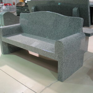 Traditional Stone Bench