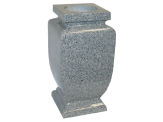 Stone Vases, stone urns, funeral urns, cemetery urns, cemetery vases