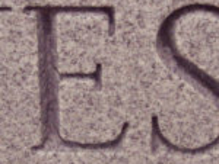 Good Quality Stone Lettering