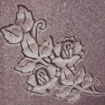 Good Quality Flower Stone Carving